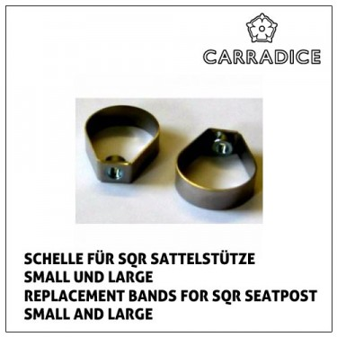 Carradice SQR Bands