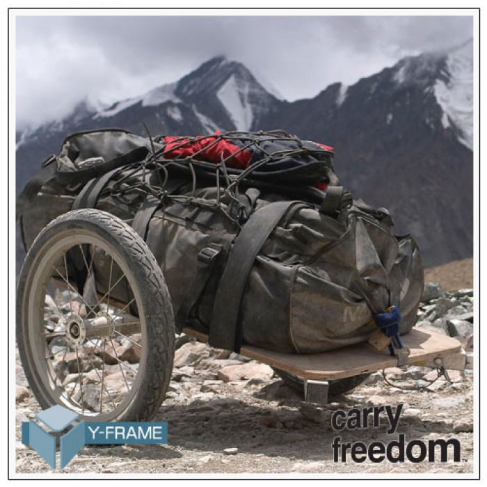 Carry Freedom Y Frame Small Lastenanh 228 Nger