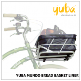 YUBA Bread Basket Liner