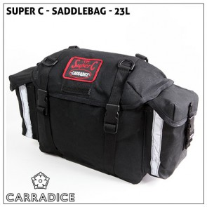 Carradice Super C Saddlebag
