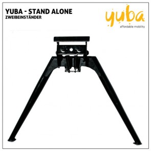 YUBA Stand Alone double leg kick stand