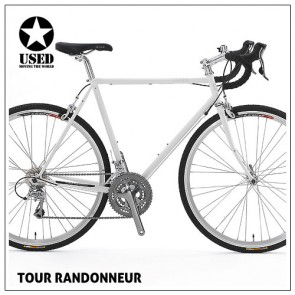 USED Bikes Tour - The classic Randonneur