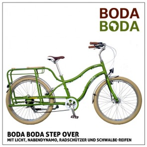 YUBA Boda Boda Step Over
