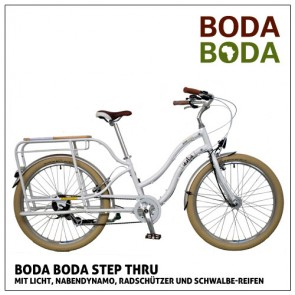 YUBA Boda Boda Step Thru