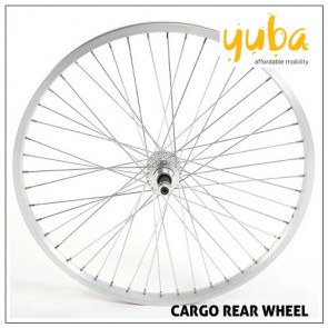 yuba mundo cargo rear wheel