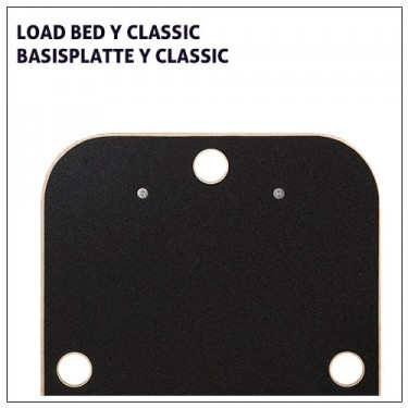 Loadbed for Y-Small