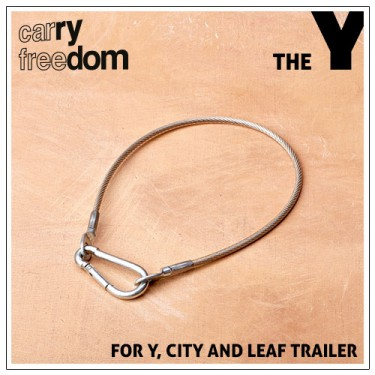 Carry Freedom - safety strap for lollypop hitch
