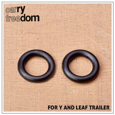 Carry Freedom Rubber Washers for Wheel Axles