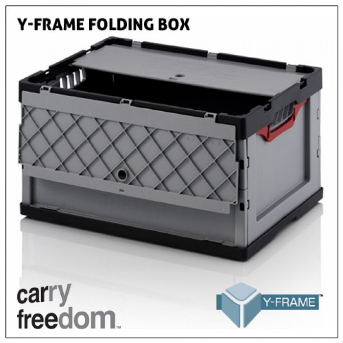 Carry Freedom Folding Box With Lid For Y Frame