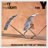 Carry Freedom Mudguards