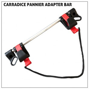 Carradice Pannier Hook Adapter Bar SINGLE