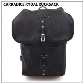 Carradice Zipped Roll Satteltasche
