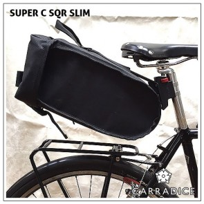 Carradice SQR Slim Saddlebag