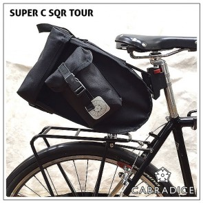 Carradice SQR Tour Saddlebag