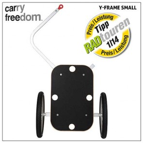 Carry Freedom Y Small Load Trailer