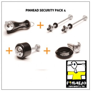 Pinhead Security Pack 4