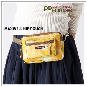 Po Campo Maxwell Hip Pouch