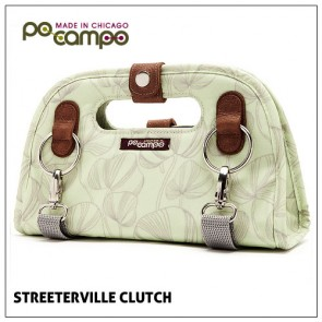 Po Campo Streeterville Clutch