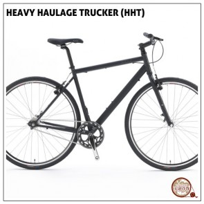 USED Bikes HHT- The Heavy Haulage Trucker