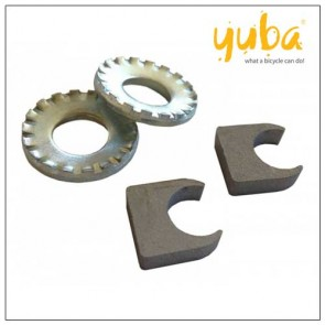 Yuba Mundo Axle Adapters